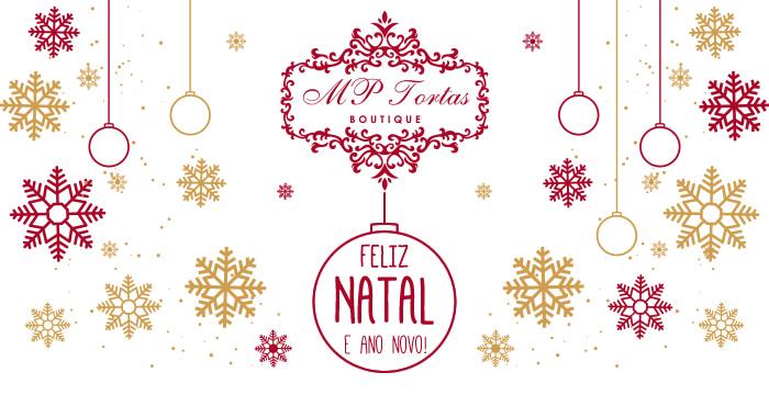 MP Tortas deseja um Feliz Natal e Ano Novo!